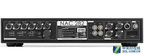 电源可升级 naim nac282前级放大器