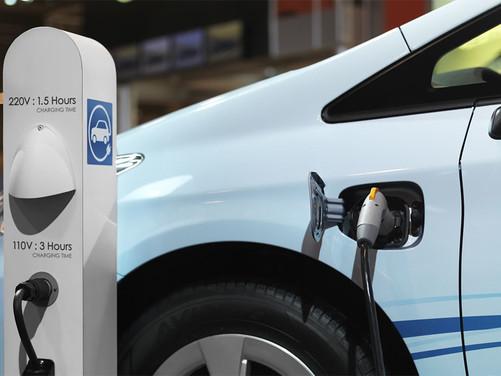 可为电动车快速充电,而且不像传统充电一样需要大规模的建设充电桩.
