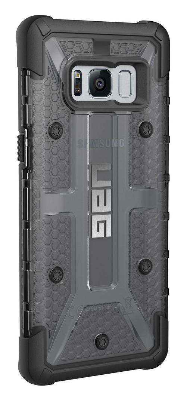 三星Galaxy S8高清渲染图(图片引自Sammobile)-友商曝三星S8高清