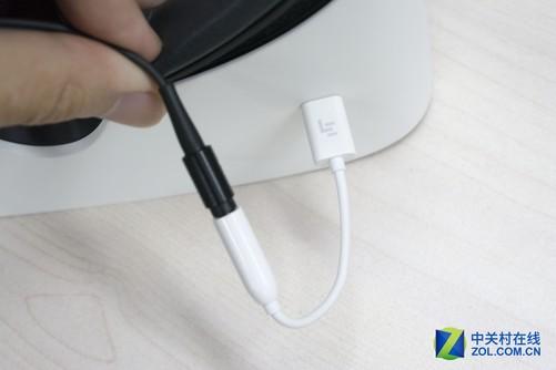 乐视2pro耳机连接线图片