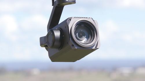 经纬相机_大疆创新发布禅思z30远摄变焦云台相机