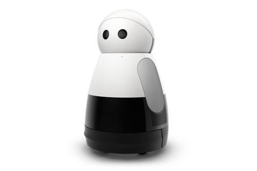 听话会干活还能聊天 kuri智能家居机器人