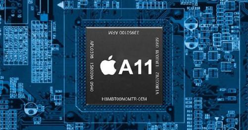 传苹果移动芯片a11已量产 台积电代工