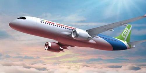 2015年11月2日,国产大飞机c919客机将举行下线仪式,这意味着中国自主