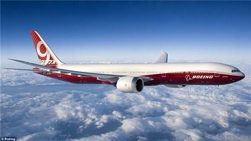 波音计划打造全球最大飞机