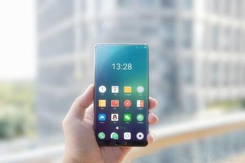 传魅族2018年推无边框手机(概念图,来源phonearena)