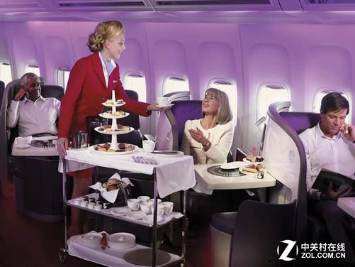 天使与魔鬼13:飞机舱位和免费升舱的事-中关村在线