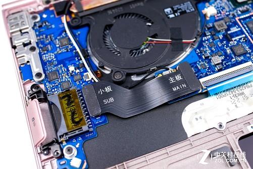 电脑排线安装图解