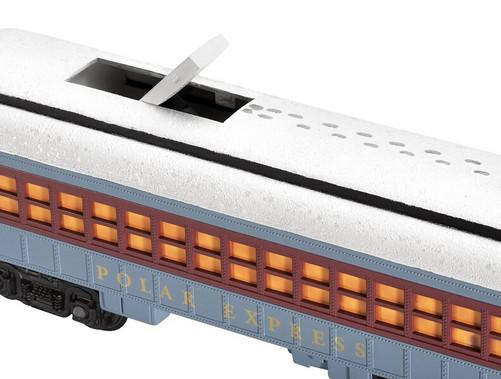 美国每当到了圣诞节的时候家家户户只要有条件的就会买一辆小火车放在圣诞树下况且况且,在圣诞小灯的映照下小火车跑来跑去的非常有气氛,而其中最受美国小孩欢迎的就是Lionel。 Lionel是美国最知名的仿真火车,造型复古有质感,在货车模型上的专业程度足以令人震惊,车厢内部的灯光,巡道工模型,金属车身等等细节都是山寨不能比拟的。