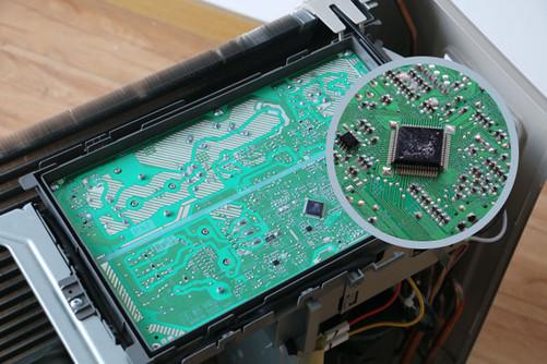 电机采用了来自日本电产芝浦(浙江)的直流无刷电机