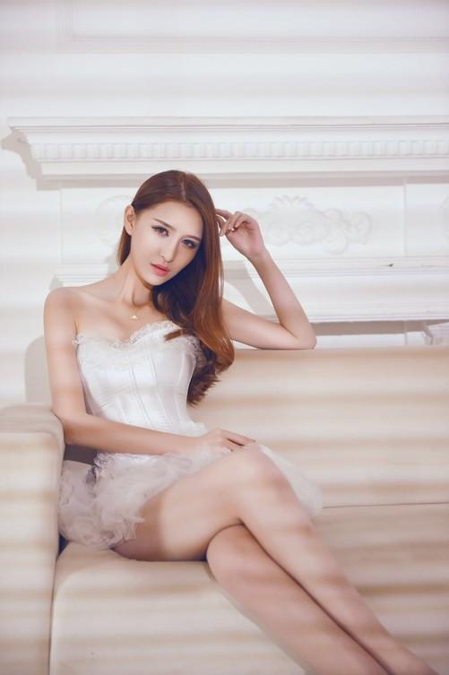 淘宝安娜家模特minmin