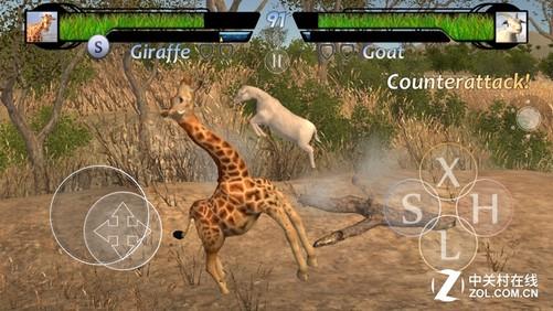 这款游戏最大的乐趣并不在画面多华丽,而是各种动物在游戏中憨态可掬的姿势和不可思议的战斗力量。笔者使用金立M6作为这款游戏的测试平台,对于中型游戏金立M6完全可以流畅运行,画面显示效果和响应速度都很不错。感兴趣的朋友可以扫描二维码或者点击下图下载试玩。