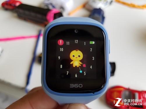 360巴迪龙儿童手表5s评测-中关村在线