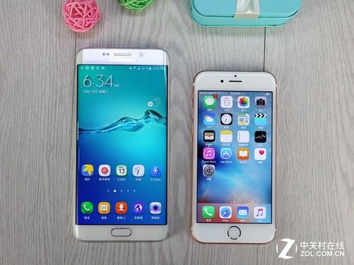 三星S6edge+/苹果iPhone6s拍照谁更强?-中关安卓塔防app图片