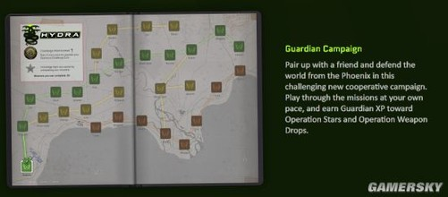 cs:go九头蛇大行动开启 全新任务和武器皮肤来袭
