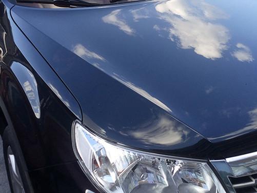 保护车漆的方法 漆面护理高级模式镀晶