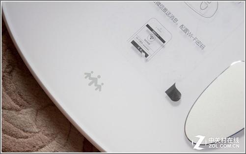 极客 正文  乐心s5体脂称的包装箱谱鞣浅>,硕大纸质包装盒表面印
