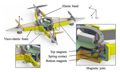 气囊结构模型制作