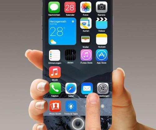 iphone 7不会采用无边框屏幕