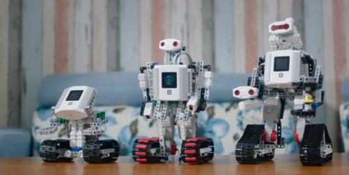 能力风暴全新控制器助力机器人技术变革