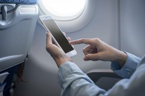 飞机上真不能用手机?-中关村在线