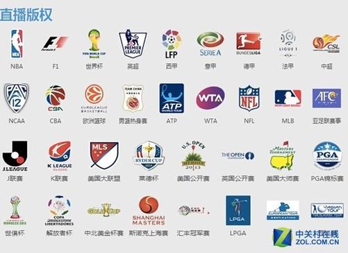 独占9成足球赛事版权 互联网体育哪家强
