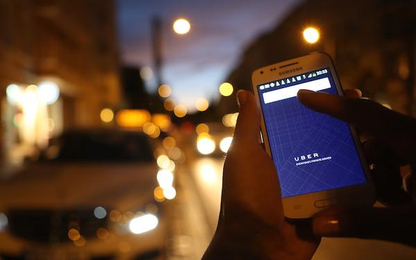 uber美国波特兰遇阻