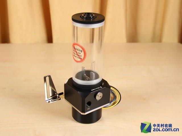 推荐扬程大的水泵,水冷散热器最关键的还是水的流速