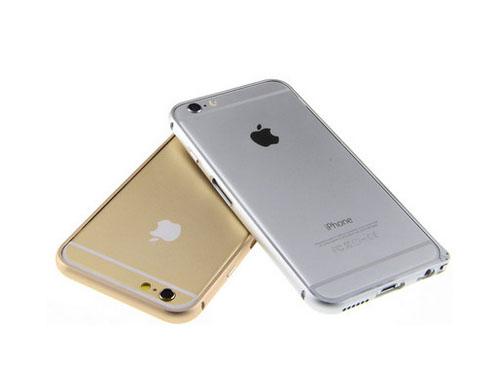 iphone5/5s/6/6plus金属边框手机壳