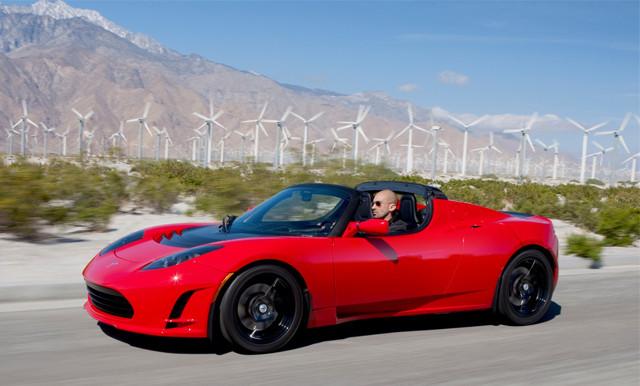 特斯拉将公布电动跑车Roadster升级细节