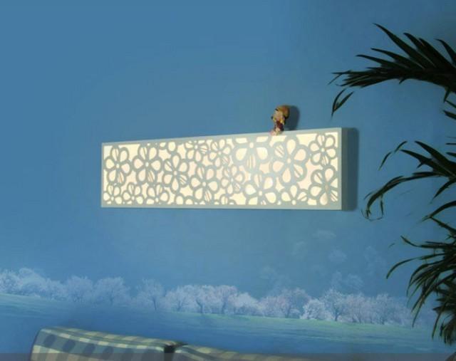 温馨浪漫环境 首度LED雕花壁灯259元高清图片