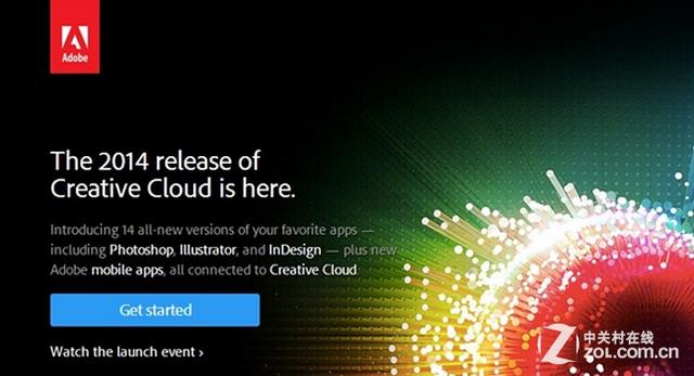 Adobe CC产品今日全线更新
