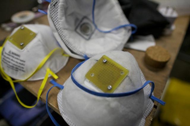 小学生自制口罩设计图