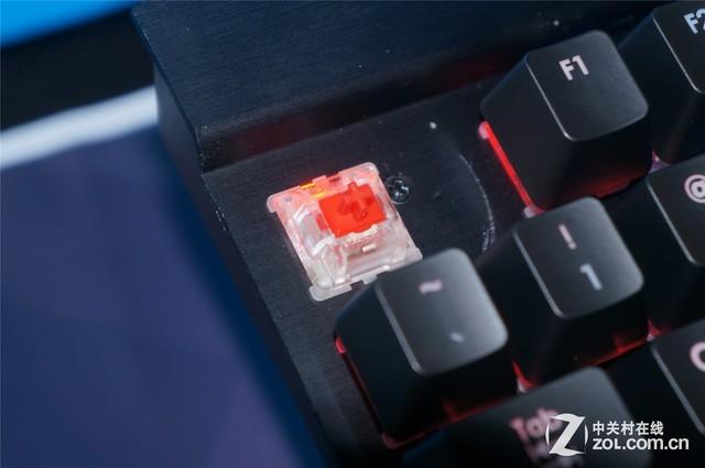 海盗船高调发布 K70 RGB版背光机械键盘