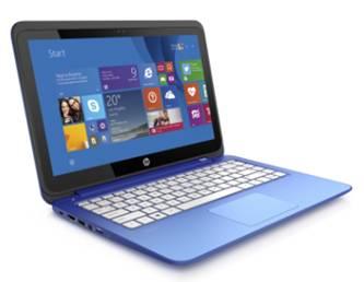 惠普推出HP Stream 13首款云存储笔记本