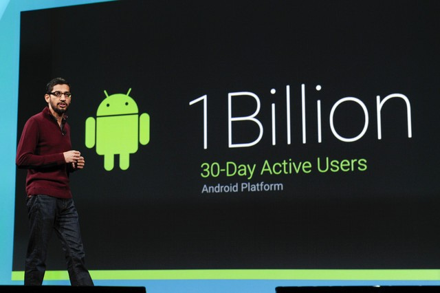 寻找下个10亿 谷歌大规模开发平台的野心