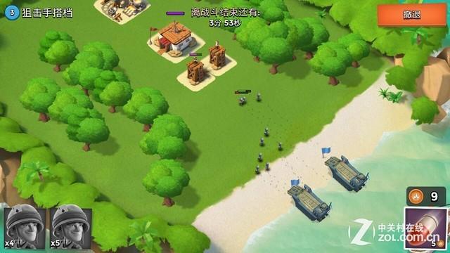 每日佳软:抢滩登陆 战斗策略游海岛奇兵