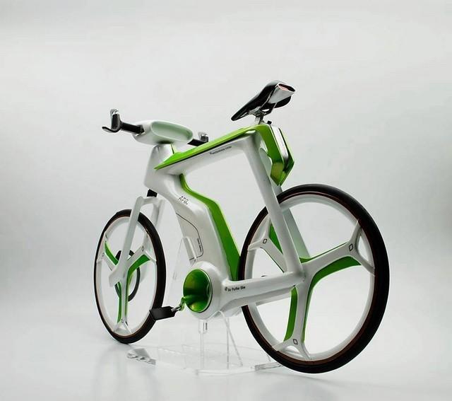 Air Purifier Bike 空气净化器自行车