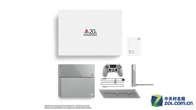 20周年PS4纪念版居然卖到2万美元