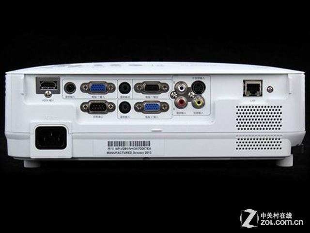 3D高亮商务投影 NEC V311X+特惠5999元