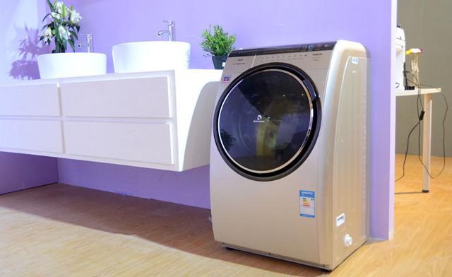 惠而浦中国旗下帝度静界7533系列变频空气洗洗衣机