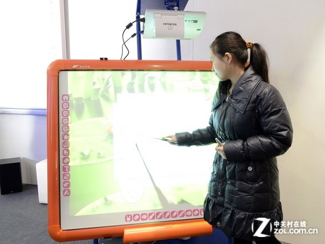 74吋互动面板 鸿合HVk-6070白板特价售