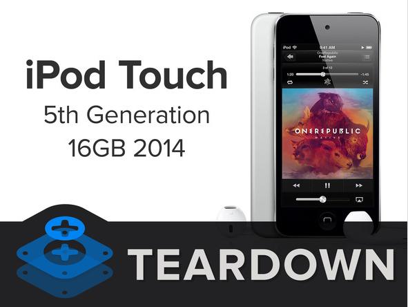 ipod5图片拆机-可以实现接打电话及短信的功能.iPod touch5推出之后在外观方面也做...