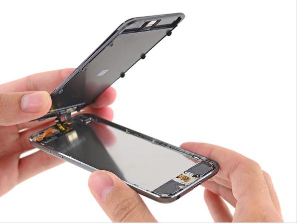 新ipod touch 5拆机图解