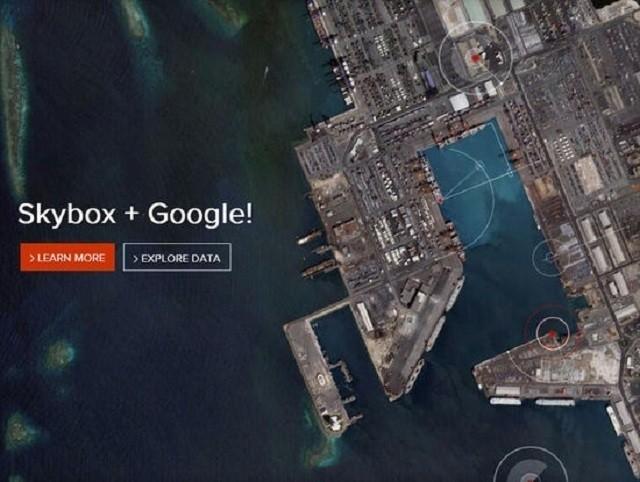 谷歌5亿收购卫星图像公司 加强地图优势