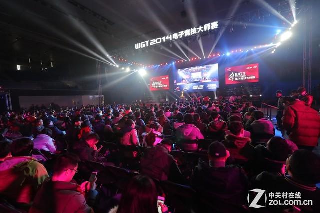 电竞热潮势不可挡 华硕光存储三大旗舰汇聚WGT2014
