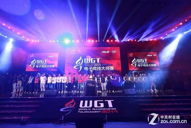 要你好看!WGT2014电竞大师赛圆满收官