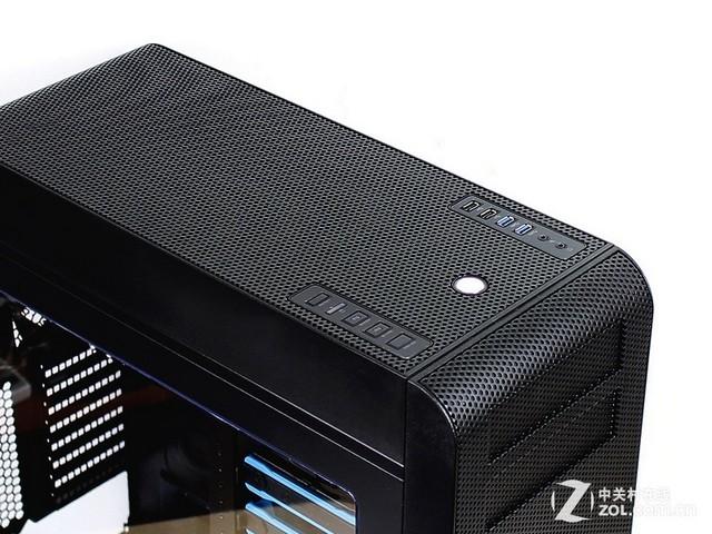 低调奢华有内涵 全塔Core V71高清晒图