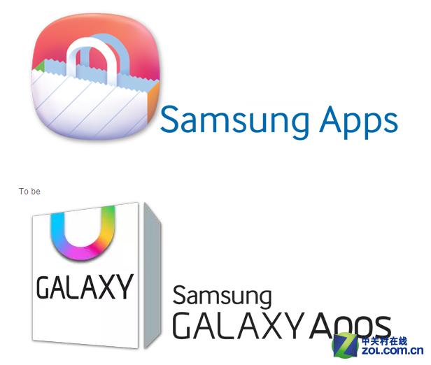 三星应用商店更名为SamsungGALAXY Apps