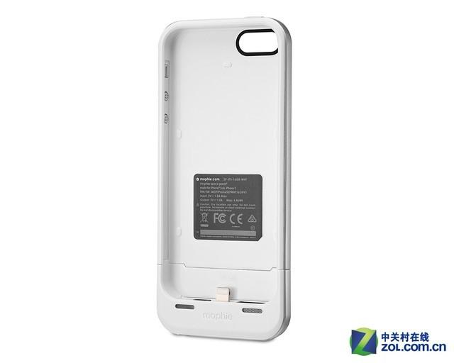 佩致配件 能让iPhone扩父亲32G内存放维养护壳